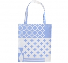 Bag form lavender blue