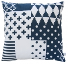 Pillowcase 50 x 50 graphit